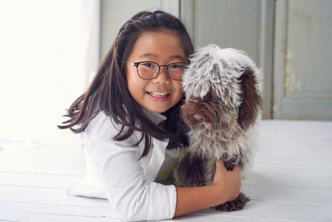 Studio Pet Photoshoot